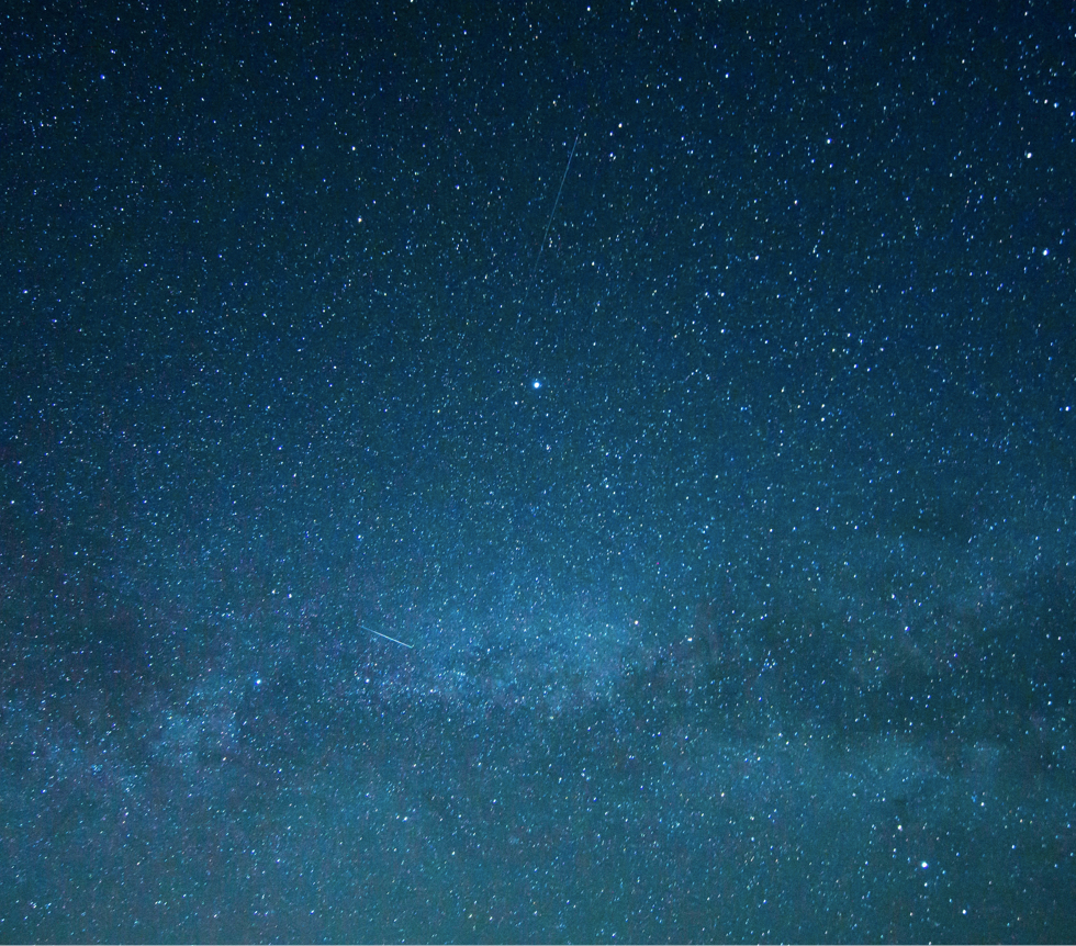 After dinner, we watched the sunset and then gazed up at the multitude of stars. Every constellation in our galaxy seemed visible: The Northern Cross, the Big and Little Dipper, Orion, the Milky Way. I felt as small as a grain of sand.