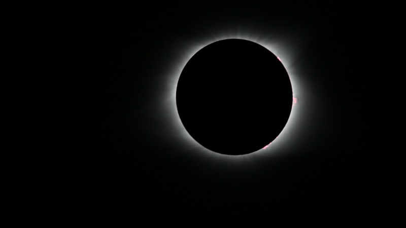 War and Peace – The 2017 Eclipse